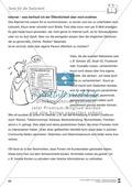 Textbeispiele für die Textarbeit mit Fragen Preview 3