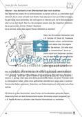 Textbeispiele für die Textarbeit mit Fragen Preview 4