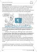Textbeispiele für die Textarbeit mit Fragen Preview 6