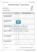 Schreibtraining Fantasieerzählung: Kompetenzstufe B: Arbeitsblätter mit Lösungen Preview 11