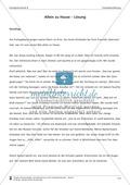 Schreibtraining Fantasieerzählung: Kompetenzstufe B: Arbeitsblätter mit Lösungen Preview 8
