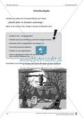 Schreibtraining Fantasieerzählung: Kompetenzstufe B: Arbeitsblätter mit Lösungen Preview 9