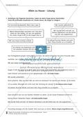 Schreibtraining Fantasieerzählung: Kompetenzstufe A: Arbeitsblätter mit Lösungen Preview 10