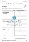 Schreibtraining Fantasieerzählung: Kompetenzstufe A: Arbeitsblätter mit Lösungen Preview 16