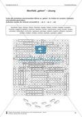 Schreibtraining Fantasieerzählung: Kompetenzstufe A: Arbeitsblätter mit Lösungen Preview 2
