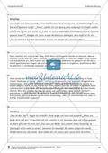Schreibtraining Erlebniserzählung: Kompetenzstufe C: Arbeitsblätter mit Lösungen Preview 6