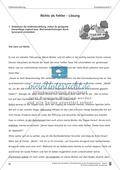 Schreibtraining Erlebniserzählung: Kompetenzstufe C: Arbeitsblätter mit Lösungen Preview 9