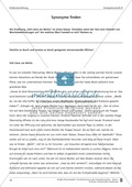 Schreibtraining Erlebniserzählung: Kompetenzstufe B: Arbeitsblätter mit Lösungen Preview 11