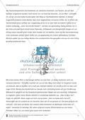 Schreibtraining Erlebniserzählung: Kompetenzstufe B: Arbeitsblätter mit Lösungen Preview 12