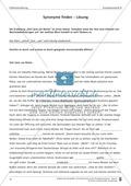Schreibtraining Erlebniserzählung: Kompetenzstufe B: Arbeitsblätter mit Lösungen Preview 13