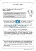 Schreibtraining Erlebniserzählung: Kompetenzstufe B: Arbeitsblätter mit Lösungen Preview 3