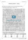 Schreibtraining Bildergeschichte: Kompetenzstufe C:  Arbeitsblätter mit Lösungen Preview 4