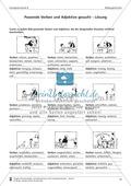 Schreibtraining Bildergeschichte: Kompetenzstufe B:  Arbeitsblätter mit Lösungen Preview 4