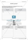 Schreibtraining Bildergeschichte: Kompetenzstufe B:  Arbeitsblätter mit Lösungen Preview 5