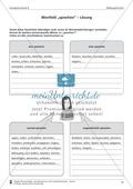 Schreibtraining Bildergeschichte: Kompetenzstufe B:  Arbeitsblätter mit Lösungen Preview 6