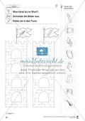 Inlaute Konsonanten: Schneiden und Kleben: Übungsblätter zwei Konsonanten Preview 1