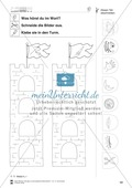 Inlaute Konsonanten: Schneiden und Kleben: Übungsblätter zwei Konsonanten Preview 4