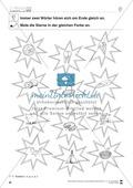 Auslaute: Ausmalen: Übungsblätter Preview 2
