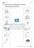 Anlaute Vokale: Verbinden: Übungsblätter Preview 6