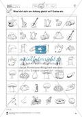 Anlaute Konsonanten: Einkreisen: Übungsblätter Preview 4