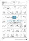 Anlaute Konsonanten: Einkreisen: Übungsblätter Preview 7
