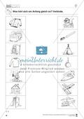 Anlaute Konsonanten: Verbinden: Übungsblätter Preview 2