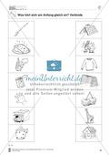 Anlaute Konsonanten: Verbinden: Übungsblätter Preview 3