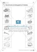 Anlaute Konsonanten: Verbinden: Übungsblätter Preview 6