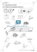 Inlaute Vokale: Einkreisen: Übungsblätter Preview 4