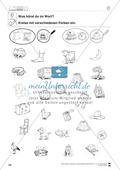 Inlaute Vokale: Einkreisen: Übungsblätter Preview 6