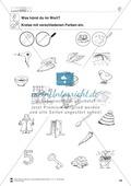 Inlaute Vokale: Einkreisen: Übungsblätter Preview 9
