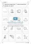 Vokallänge im Inlaut: Übungsblätter Preview 5