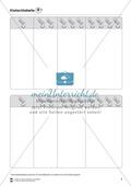 Silben: Klatschtabelle B und Arbeitsblätter Preview 1