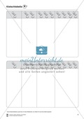 Klatschtabellen und Arbeitsblätter Preview 2