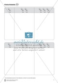 Silben: Klatschtabelle A und Arbeitsblätter Preview 1