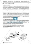 Deutsch, Didaktik, Aufbau von Kompetenzen, Hörspiel produzieren, Hörkompetenz