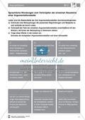 Deutsch als Zweitsprache (DaZ) - Sprachlicher Ausdruck: Argumentieren