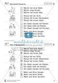 Leseübungen Satzebene: Übungen Satz-Bild-Zuordnung mit Lösungen Fortgeschrittene schwer gesamt Preview 5