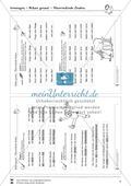 Leseförderung: Übungsblätter mit Lösungen Preview 6