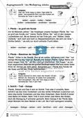 Deutsch, Lesen, Didaktik, Schriftspracherwerb, Aufbau von Kompetenzen, Unterrichtsmethoden, Leseförderung, Wahrnehmungsübungen, Lösung für Lehrer