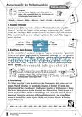 Blicksprung schulen durch Lückentexte (Hausaufgabe): Übungen + Lösungen Preview 2