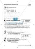 Der Artikel: Lehrerinformationen, Arbeitsblätter und Lösungen Preview 3