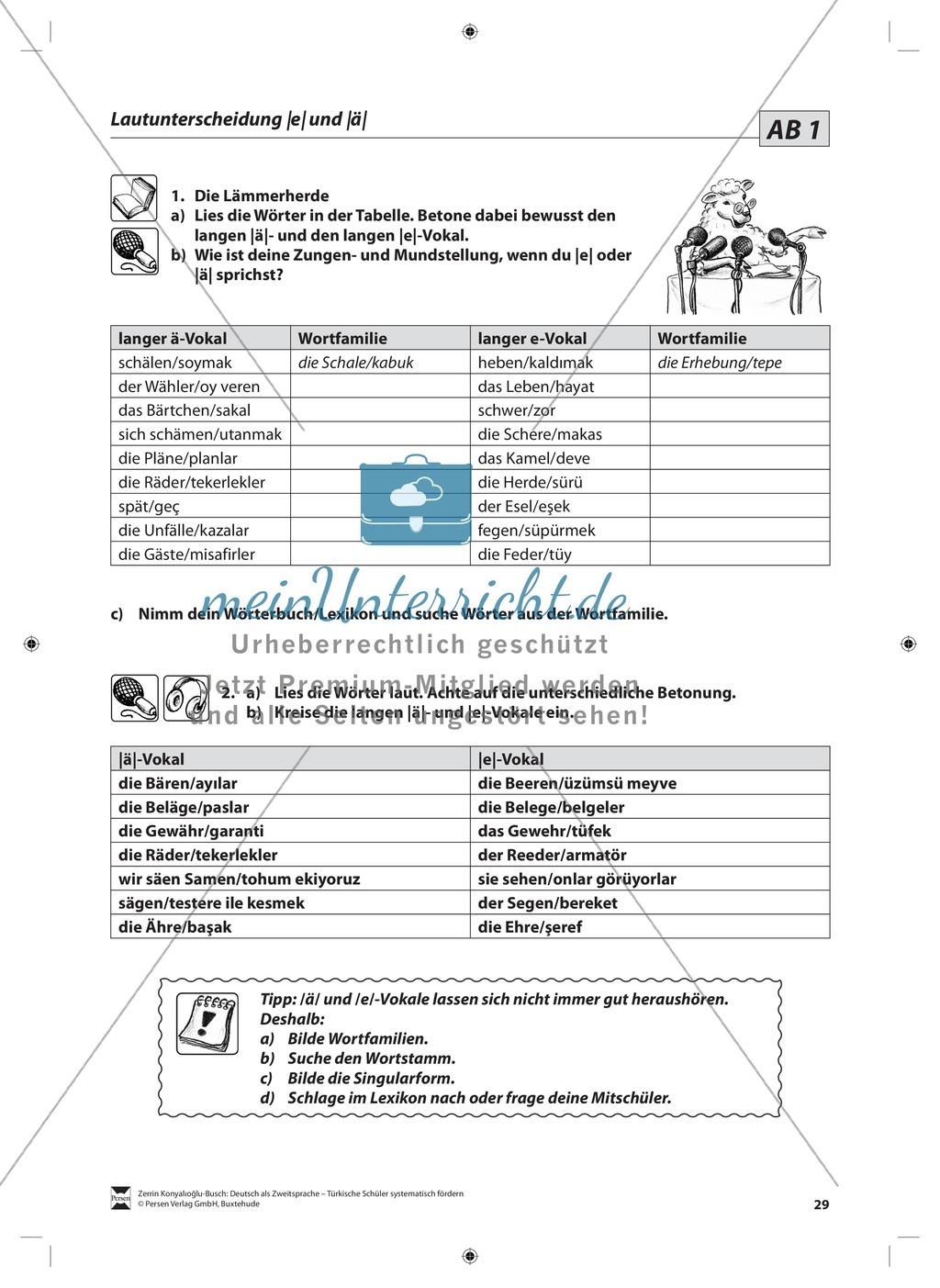Laut-Buchstaben-Zuordnung