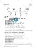 Präpositionen: Lehrerinformationen, Arbeitsblätter und Lösungen Preview 2