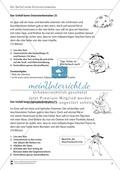 Zei Übungen zum Finden von Verben in Texten Preview 1
