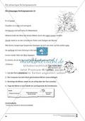 Kommentierte Diktate: Übungsblätter Preview 2