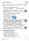 Getrennt- und Zusammenschreibung: Übungen und Lösung Preview 2