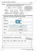 Grundlagen zur Arbeit mit dem Wörterbuch: Übungsblätter, Selbsteinschätzungsbogen, Test und Lösungen Preview 13