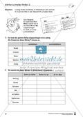 Grundlagen zur Arbeit mit dem Wörterbuch: Übungsblätter, Selbsteinschätzungsbogen, Test und Lösungen Preview 19