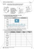 Grundlagen zur Arbeit mit dem Wörterbuch: Übungsblätter, Selbsteinschätzungsbogen, Test und Lösungen Preview 20